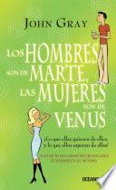 Libro de Los Hombres Son De Marte, Las Mujeres Son De Venus