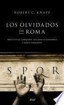 Libro de Los Olvidados De Roma