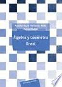 Libro de Álgebra Y Geometría Lineal