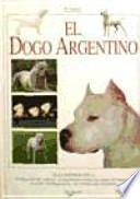 Libro de El Dogo Argentino