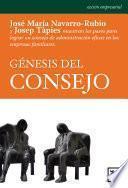 Libro de Génesis Del Consejo