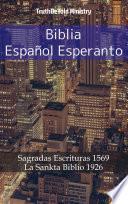 Libro de Biblia Español Esperanto