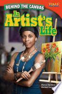 Libro de Detrás De Lienzo: La Vida De Un Artista (behind The Canvas: An Artist S Life)