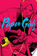 Libro de Paper Girls