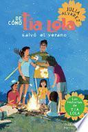 Libro de De Como Tia Lola Salvo El Verano