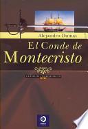 Libro de El Conde De Montecristo