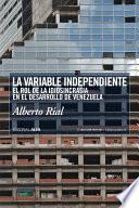Libro de La Variable Independiente