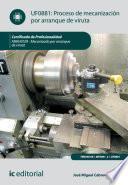 Libro de Proceso De Mecanización Por Arranque De Viruta. Fmeh0109