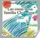 Libro de Las Cosas De La Familia Claroscuro