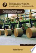 Libro de Montaje Y Reparación De Sistemas Neumáticos E Hidráulicos Bienes De Equipo Y Máquinas Industriales. Fmee0208