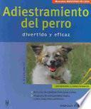 Libro de Adiestramiento Del Perro