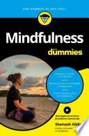 Libro de Mindfulness Para Dummies