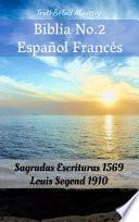 Libro de Biblia No.2 Español Francés