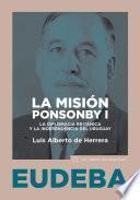 Libro de La Misión Ponsonby I