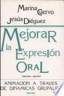 Libro de Mejorar La Expresión Oral