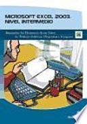 Libro de Microsoft Excel Versión 2003