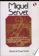 Libro de Treinta Cartas A Calvino ; Sesenta Signos Del Anticristo ; Apología De Melanchton