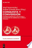 Libro de Conquista Y Conversión