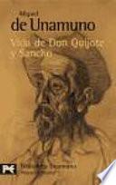 Libro de Vida De Don Quijote Y Sancho