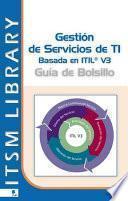 Libro de Gestión De Servicios Ti Basado En Itil® V3   Guia De Bolsillo