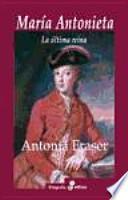 Libro de María Antonieta