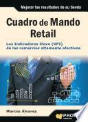 Libro de Cuadro De Mando Retail