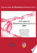 Libro de Anuario De Propiedad Intelectual 2001