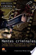 Libro de Mentes Criminales