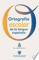 Libro de Ortografía Escolar De La Lengua Española