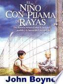 Libro de El Niño Con El Pijama De Rayas