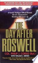 Libro de The Day After Roswell