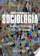 Libro de Conceptos Esenciales De Sociología