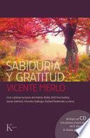 Libro de Sabiduría Y Gratitud