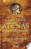 Libro de La Antigua Atenas Por Cinco Dracmas Al Día