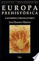 Libro de Europa Prehistórica