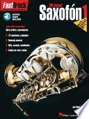 Libro de Fasttrack Alto Saxophone Method