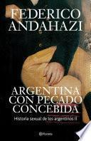 Libro de Argentina Con Pecado Concebida