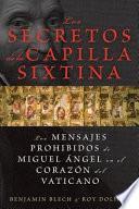 Libro de Los Secretos De La Capilla Sixtina