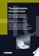 Libro de Textualidades Electrónicas