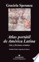 Libro de Atlas Portátil De América Latina.