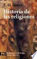 Libro de Historia De Las Religiones
