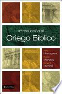 Libro de Introducción Al Griego Bíblico
