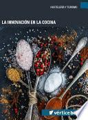 Libro de La Innovación En La Cocina