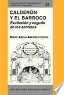 Libro de Calderón Y El Barroco
