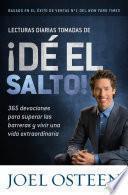 Libro de ¡dÉ El Salto!