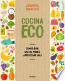 Libro de Cocina Eco