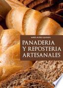 Libro de Panadería Y Repostería Artesanales