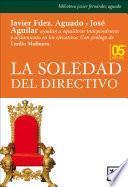 Libro de La Soledad Del Directivo