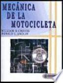Libro de Mecánica De La Motocicleta