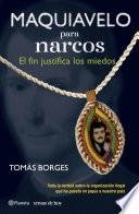 Libro de Maquiavelo Para Narcos